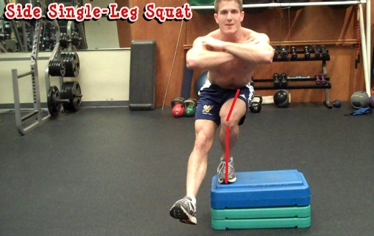 Single Leg Squat / Pistols - Why bother? Because they are AWESOME ...