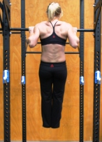 Chest to Bar Pull Ups