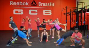 At GCS, we want you to get strong AND Stable...and have fun!