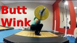 The Butt-Wink (aka Posterior Pelvic Tilt)